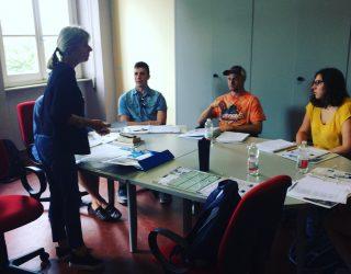 Corsi di lingua italiana riservati ai partecipanti del Simposio IASA